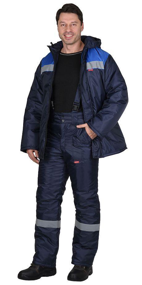 Костюм зимний «РОСТ-НОРД» с брюками оксфорд
