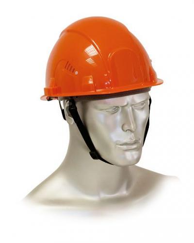 Каска защитная СОМЗ-55 Favorit TREK оранжевая
