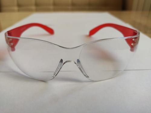 Очки защитные против царапания и запотевания SC-260 прозрачные