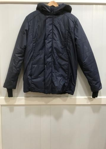 """Куртка """"Винтер"""" зимняя темно-синяя"""